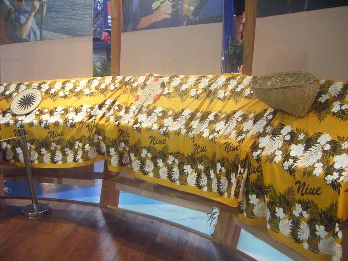 Niue a l'expo unvierselle de Shanghaï Expo3